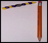 Dangling   Bead Pencils  : Pens Crafts and Pencils Crafts for Kids