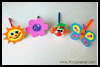 Craft Foam Pencil Toppers  : Pens Crafts and Pencils Crafts for Kids