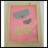 Personalized Origami Pictures Crafts Idea for Children