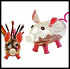 Pig Crafts Pencil Holders Activities for Kids
