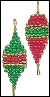 Pony   Bead Ornaments  : Activities with Pony Beads for Children