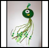 Crustaceans   and Mollusks Back Pack Octopus : Pony Bead Crafts for Kids
