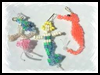 Under   the Sea  : Activities with Pony Beads for Children