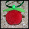 Apple Necklace Crafts