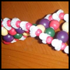 How   to Make DNA with Pipe Cleaners & Pony Beads