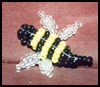 Bumble   Bees Pony Beads Crafts