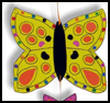 Butterfly   Mobiles Pony Bead Patterns
