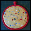 Round Pot Holder Tutorial