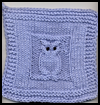 Owl Pot Holder