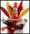 Tissue   Box Thanksgiving Turkey