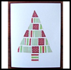 Paper    Mosaic Christmas Cards   : Alternate Uses for Old Christmas Cards