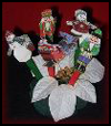 Recycled    Christmas Card Puppets   : Alternate Uses for Old Christmas Cards