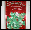 Christmas    Cards: Door Trees  : Recycling Christmas Cards for Children