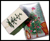 Christmas    Card Boxes  : Recycle Christmas Cards Ideas for Kids