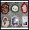 Crocheted    Recycled Christmas Cards  : How to Make Cool Stuff with Old Christmas Cards