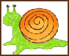 3D Snail Picture Craft for Kids