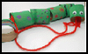 Paper Towel Roll Snakes : Snake Arts and Crafts Activities