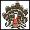 Craft    spoons Turkey Crafts  : Thanksgiving Turkeys Crafts Activities