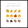 Thanksgiving   Worksheet - Different