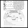 Thanksgiving   Day: Printable Read and Answer Worksheet