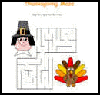 Free Thanksgiving Worksheets & Printouts & Printables with ...