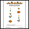Thanksgiving   Matching Worksheet