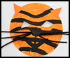 Tiger Mask Arts and Crafts Activities