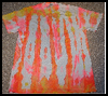 Simply Spray Neon T-Shirts : Alternate Uses for T-Shirts