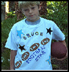 In   the Mist Kids' T-Shirts   : Customizing T-Shirts Activities for Children