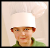 Cook Up a Chef's Hat Craft