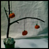 Make a Halloween Pumpkin Tree Craft for Kids