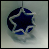 Hanukkah Hanging Star of David Ornaments to Make