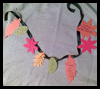 Thanksgiving Garlands Decorations Crafts for Kids