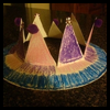 How   to Make a Paper Plate Hat Crown