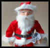 "<SPAN LANG=""en"">Santa   Clause Dolls  : Free Christmas Sewing Patterns Ideas for Children</span>"