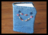 Denim    Bible Cover