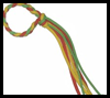 <strong>Braided</strong> <strong>Friendship    Bracelets</strong>