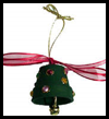 Pretty    Bell Ornaments