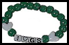 """I   Love Girl Scouts""  Bracelet"