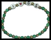 Fancy   Girl Scout Bracelet