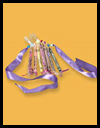 Crayon   Streamer Necklaces