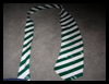 Duct   Tape Slytherin Tie
