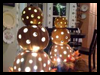 How   to make Lighted Pumpkin Topiaries