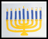 Flameless   Menorah