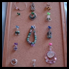 How   to Make a Jewelry Display With a Corkboard