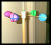 Wind   & Rain Projects for Kids  : Alternative Uses for Wooden Thread Spools