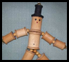 Spool   Dolls  : How to Use Thread Spools for Making Crafts