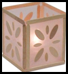 Craft   Stick Lanterns  : Crafts Activities with Woodsies