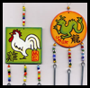 Feng   Shui Wind Chimes  : Crafts with Wooden Items