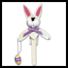 Bunny   Pocket Pals  : Woodsies Crafts for Kids